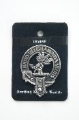 Irvine Bonshaw Cap Badge
