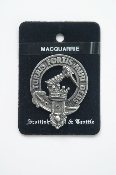 MacQuarrie Cap Badge