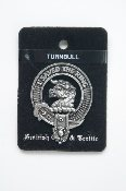 Turnbull Cap Badge