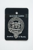 MacLeod Harris Cap Badge